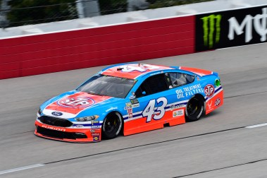 Monster Energy NASCAR CUp Series Bojangles' Southern 500 Darlington Raceway, Darlington, SC USA Friday 1 September 2017 Aric Almirola, Richard Petty Motorsports, STP Ford Fusion World Copyright: John K Harrelson / Harrelson Photography Inc.