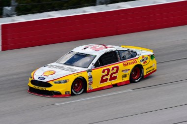 Monster Energy NASCAR CUp Series Bojangles' Southern 500 Darlington Raceway, Darlington, SC USA Friday 1 September 2017 Joey Logano, Team Penske, Shell Pennzoil Ford Fusion World Copyright: John K Harrelson / Harrelson Photography Inc.