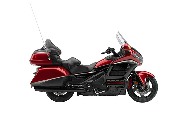 2015 Honda Gold Wing GL1800AD Air Bag