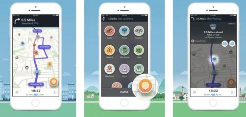 beste motor navigatie app waze