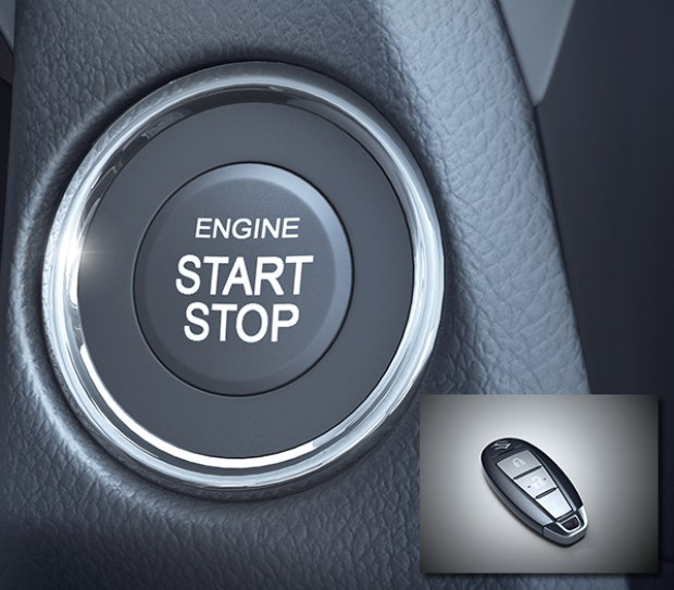 keyless push start system