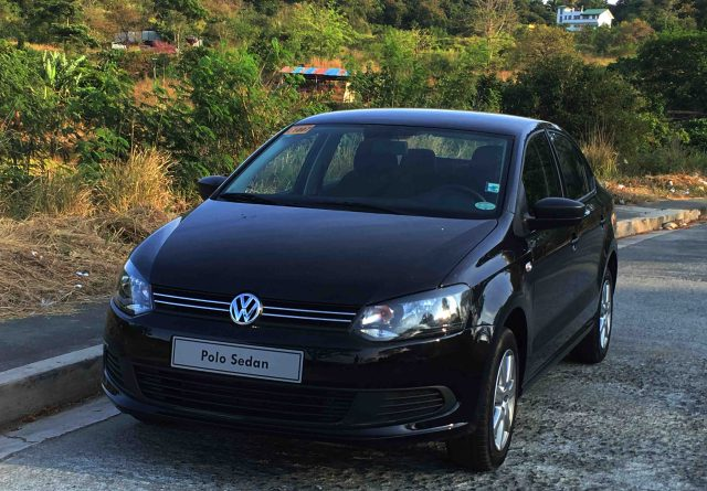 Driving the Volkswagen Polo