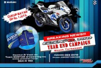 Suzuki Year End Campaign 2019