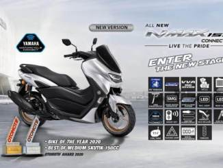 Yamaha New NMAX 155 STD Connected