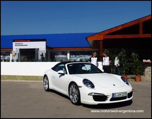 2012 Porsche World Roadshow Argentina P1000346