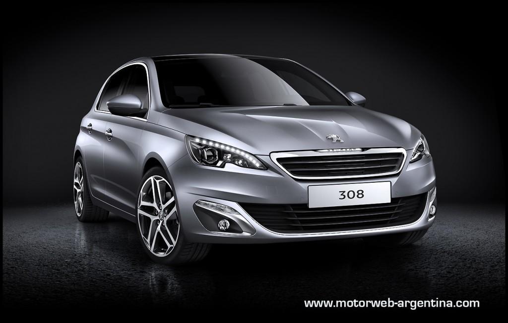 Nuevo Peugeot 308 2014 - 007