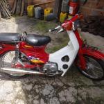 Honda C90 Antioquia Brick7 Motos