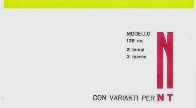 Despiece Mi-val 125 2T – Modelo N/NT