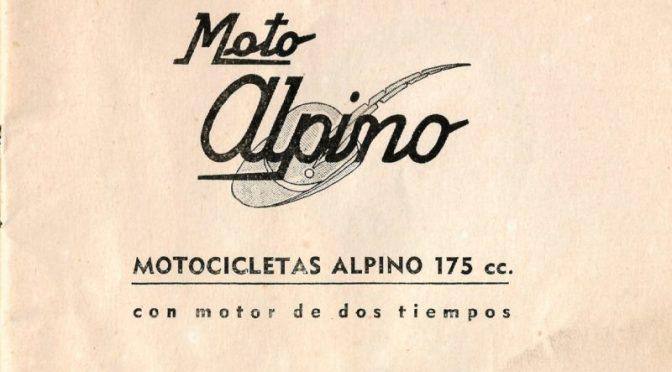 Mantenimiento Alpino 175 2T