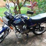 Leilão do SAD tem moto Honda CG 125 por R$ 200 de lance inicial