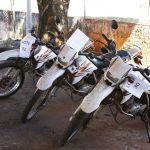 Leilão de motos – GDF espera arrecadar pelo menos R$ 50 mil em leilão
