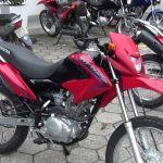 Leilão online tem moto Honda/NXR 125 BROS com lance inicial de R$ 550