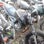 Leilão da PRF tem moto Honda CBX 250 com lance inicial de R$1,5 mil