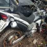 Leilão tem moto Honda XRE 300 com lance inicial de R$250
