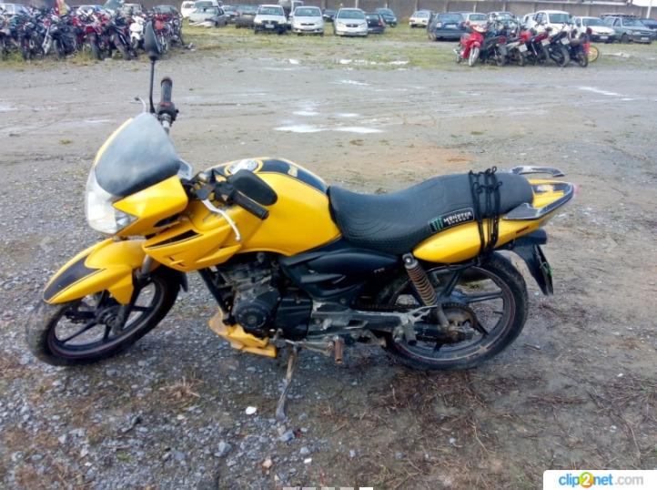 Foco Leilões realiza leilão online de motos com lance inicial de R$100