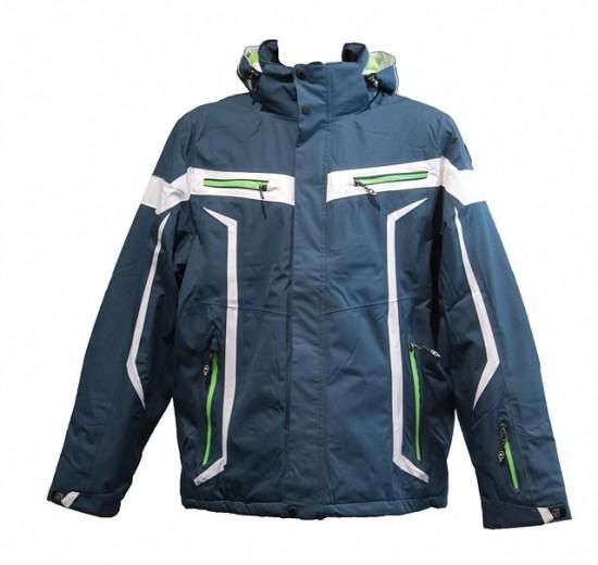 Jaqueta térmica de tecido