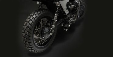 Moto Guzzi V75 by Venier Customs