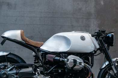 BMW R Nine T by Deus Ex Machina