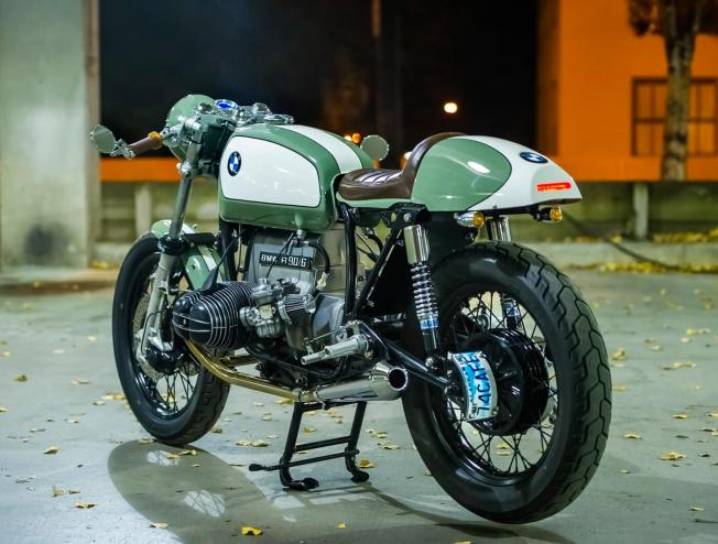 BMW R90/6 by Northern Café Racers