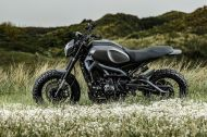 Yamaha XSR900 by Wrenchmonkees