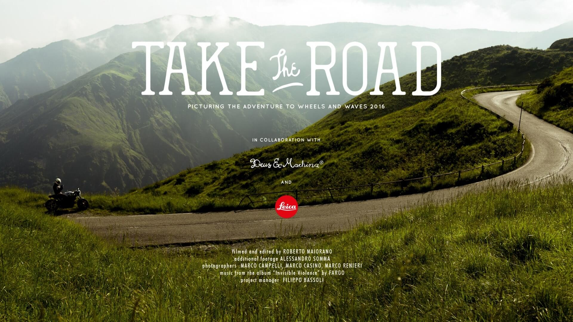 Take the Road