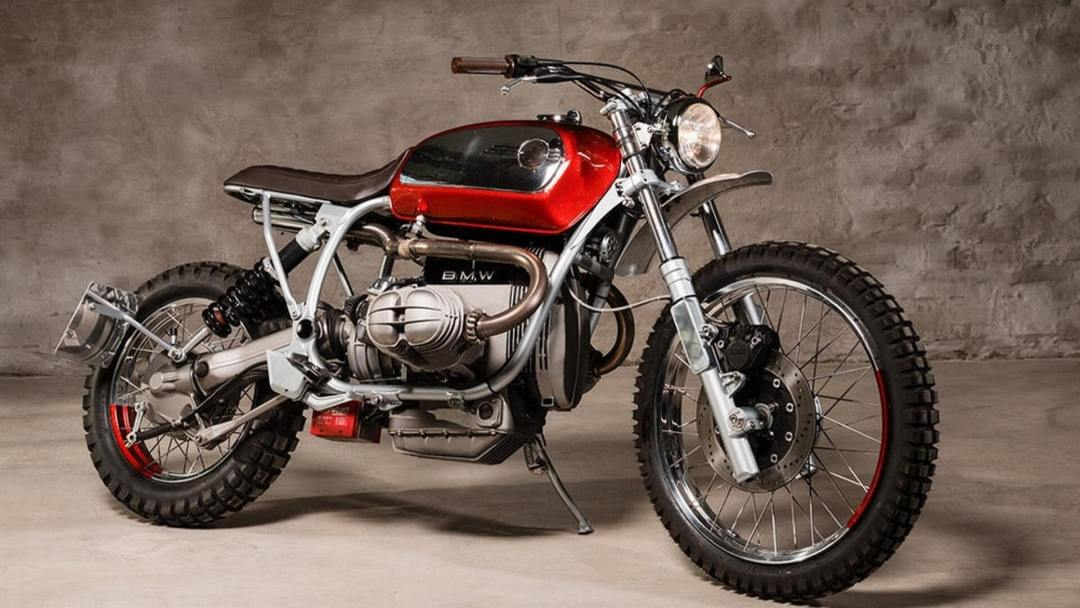 BMW R100GS by Urban Motor