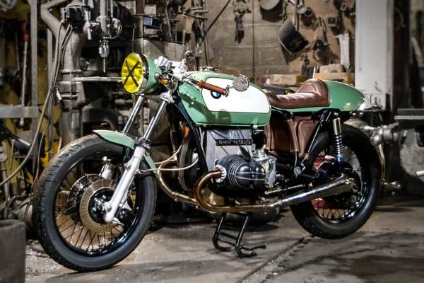 BMW R90 by Northern Café Racers