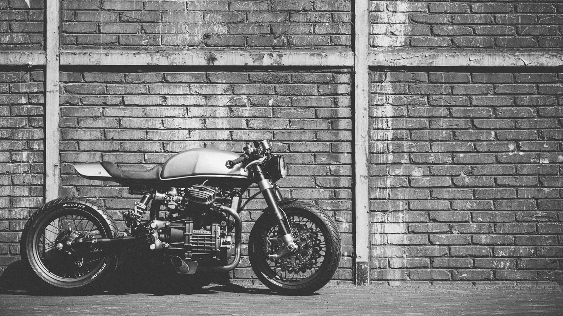 Honda CX500 by Sacha Lakic Design