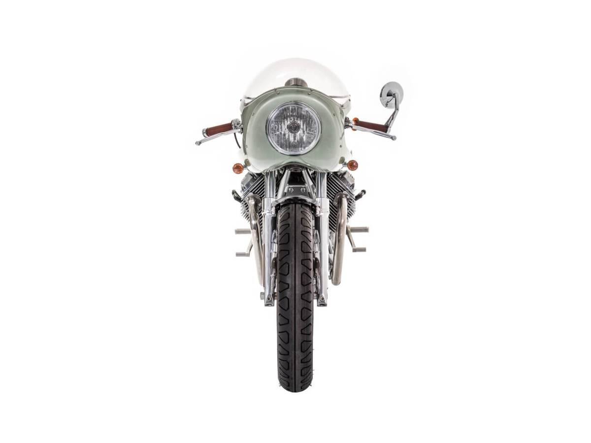 Moto Guzzi Nevada by Rua Machines