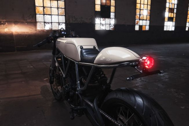Ducati 900 SS by Ad Hoc Cafe RacersRacers