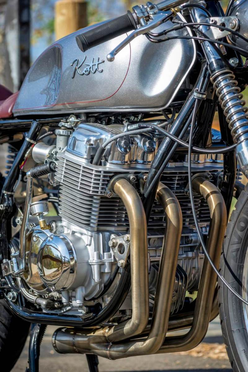 Honda CB750 by Kott Motorcycles