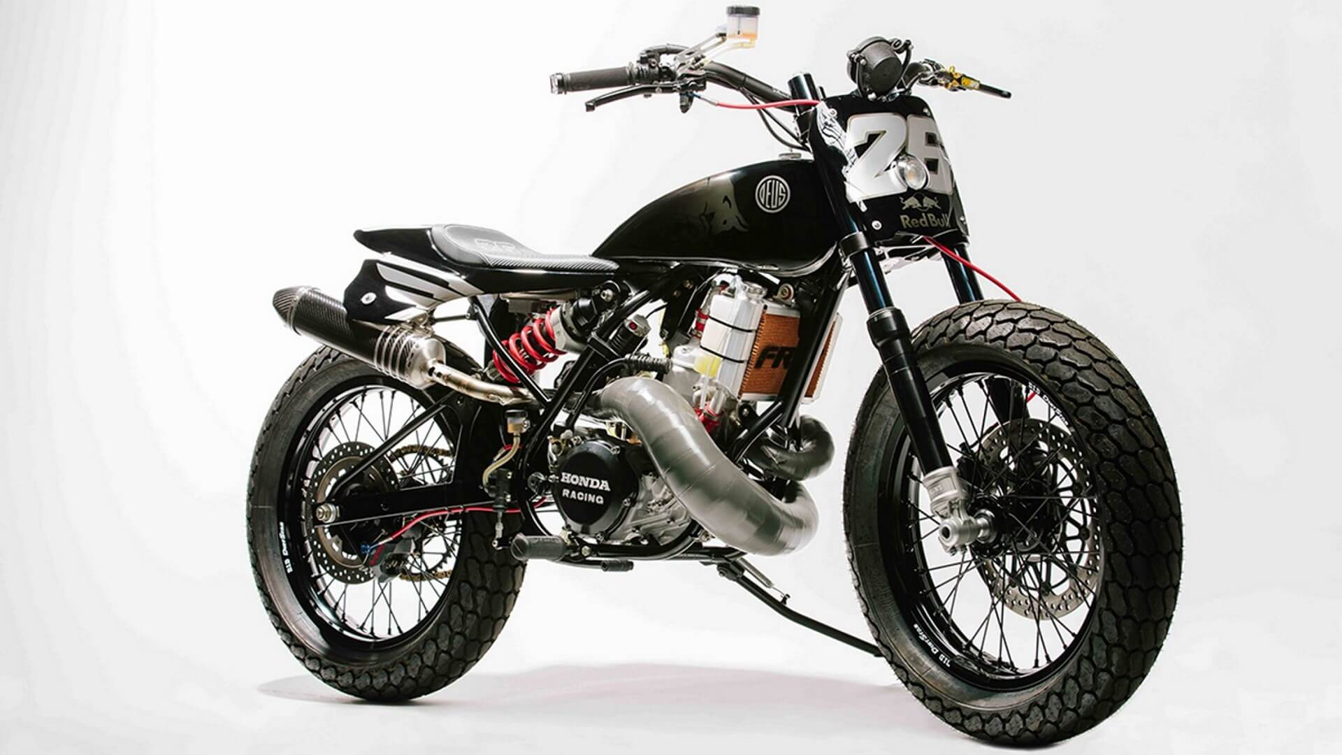 Honda CR500 « The Pedrosa Bike » par Deus