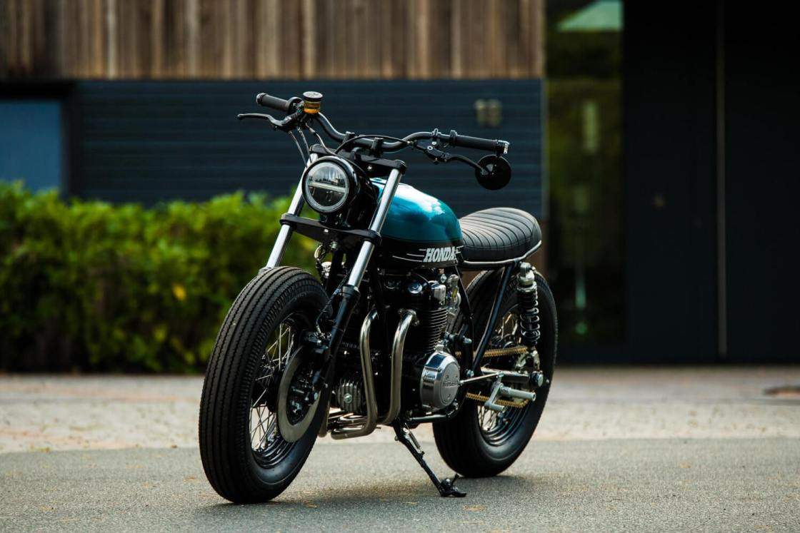 Honda CB500 Four par HB-Custom
