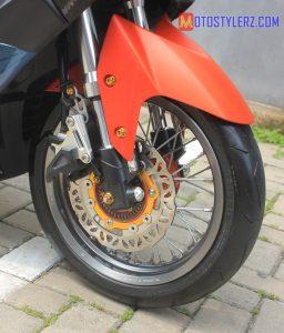 Modifikasi Yamaha NMax 2015 : Kaki Kaki-Modis Harian