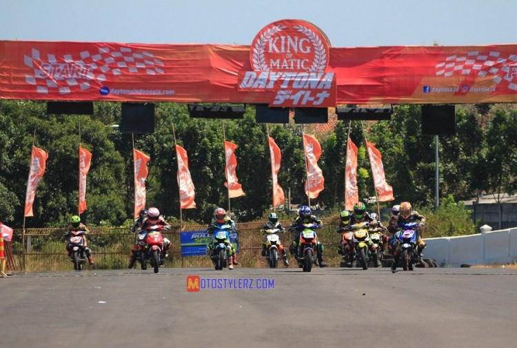 Daytona King Of Matic-Subang