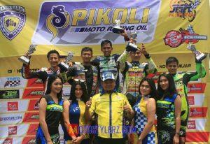 Pikoli JMM Prix Banjar 2018 : H.Supriyono-Bentuk Cinta Pikoli Oil Dengan Even Race Jabar