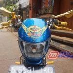 modifikasi motor suzuki rider 2003 Bekasi : Spion Variasi-Bukti Taat Safety Riding