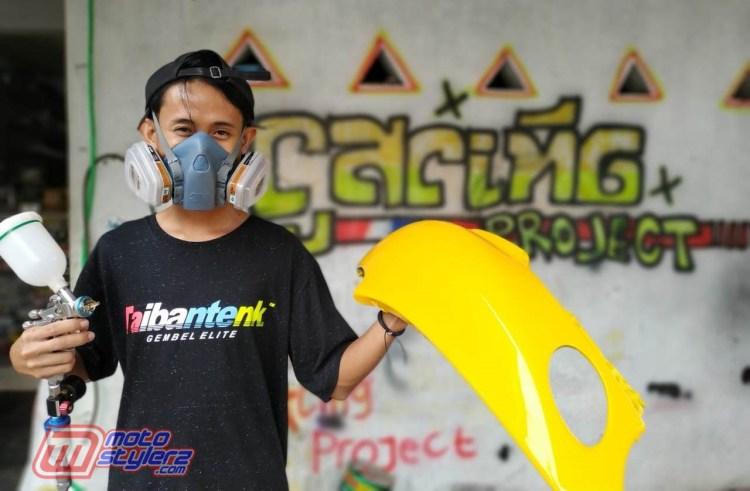 Cacing Project-Kreasinya Disukai Pecinta Fashion & Thailook