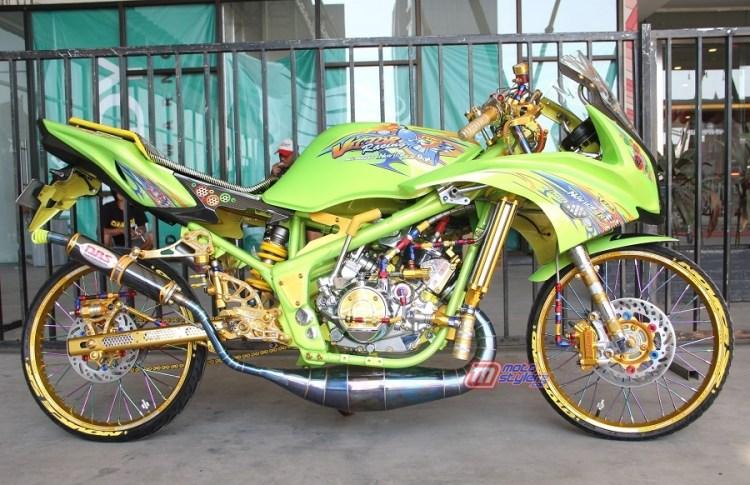 Nina RR by AMR Garage-Bukti Setia Di Genre Rookies Racing