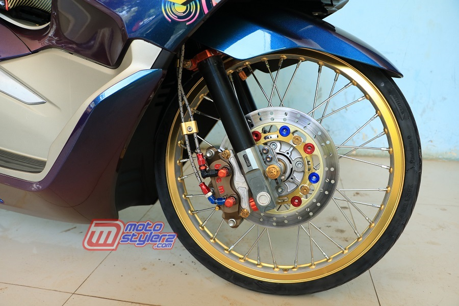 Roda Dpn-Harian Dikawal Bottom RT Stage