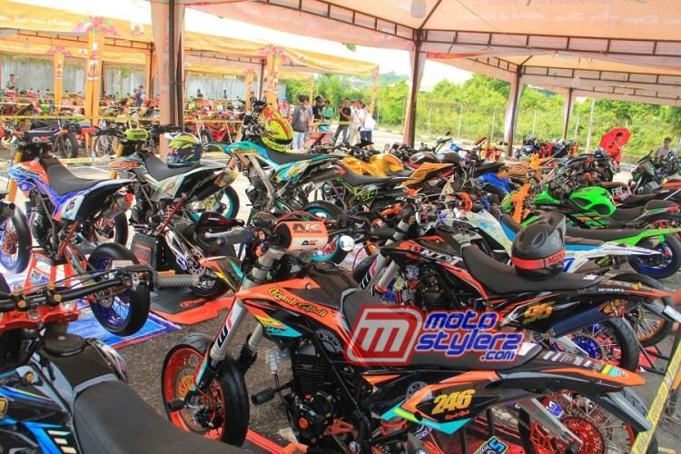 Riau Bike Contest-Agenda Kedua Sukses Dipanaskan 144 Kreasi Keren Seantero Sumatera