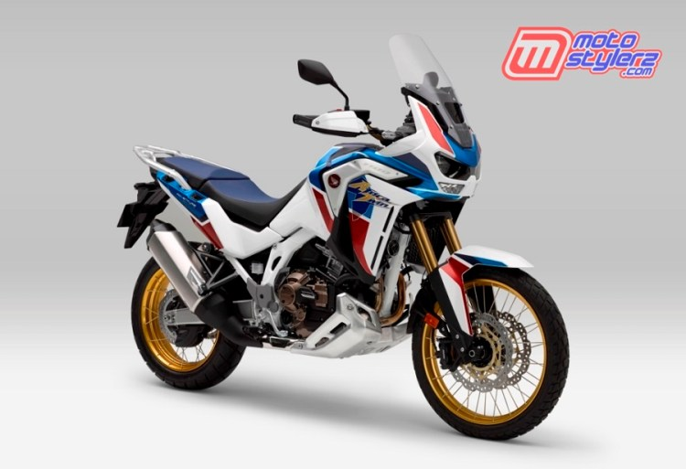 Honda CRF1100L Africa Twin Adventure Sports Hadir Di Indonesia