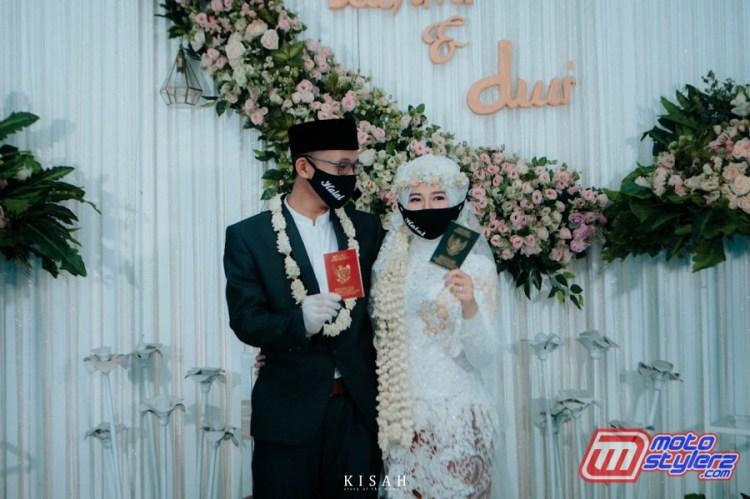 Fachmi Syam Arifin & Dwi Retnowati-Menyatu Dalam Ikatan Sakral Cinta Sejati