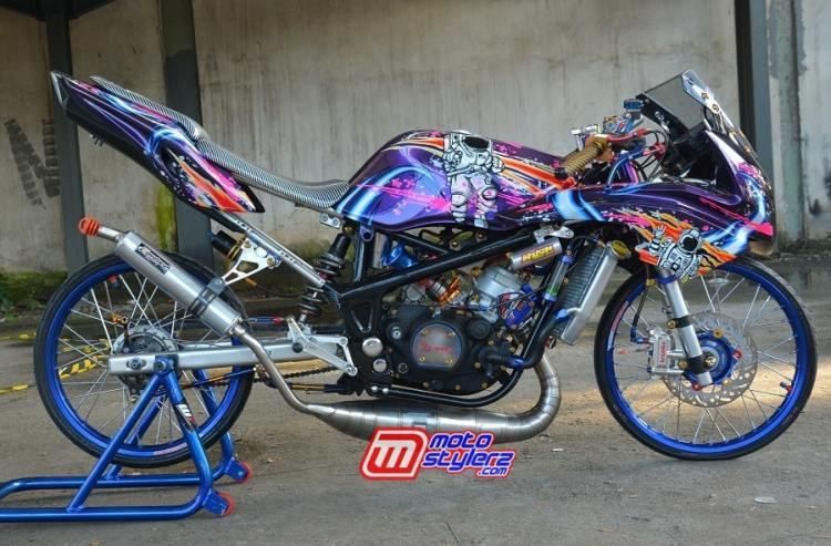 Modif Racing Style By Rush Speed Shop