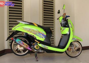 Scoopy Baby by RJM Kedai Matic
