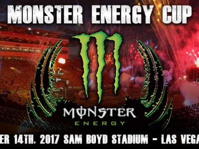Monster Energy Cup 2017 – Lista de Entrada