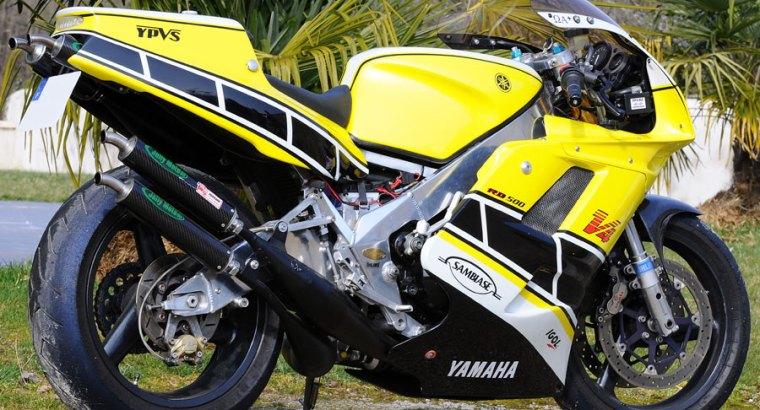Yamaha RD 500 LC YPVS