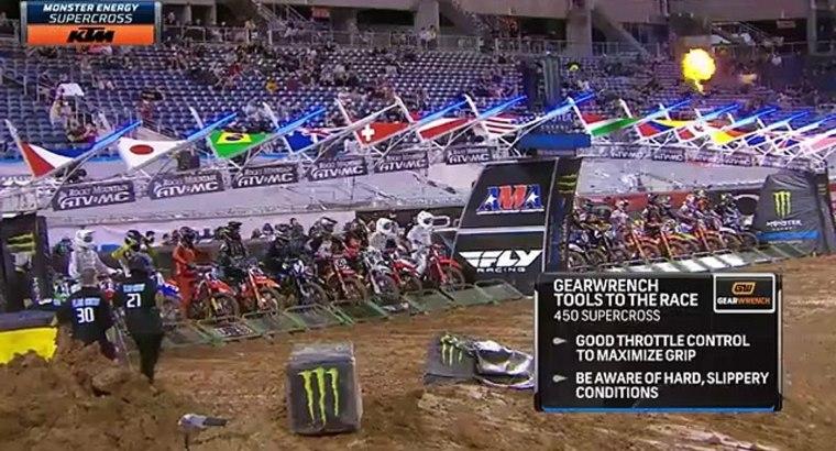 Supercross Round #7 450SX Highlights | Orlando, FL, Camping World Stadium | Feb 13, 2021