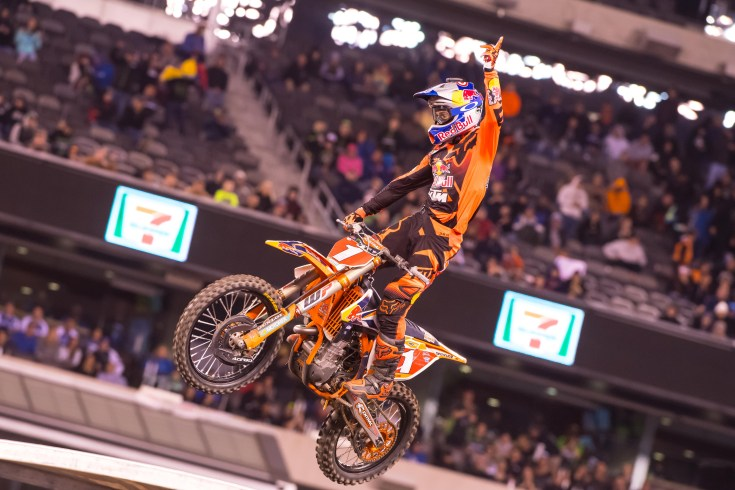 Ryan Dungey KTM 450 SX-F East Rutherford 2016 (1)