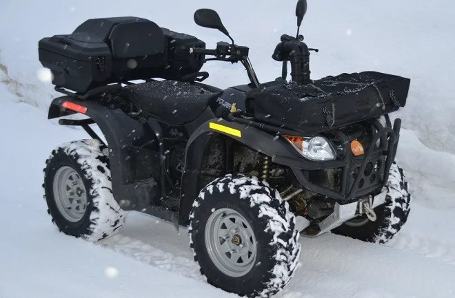 Polar Fox XY 500 ATV